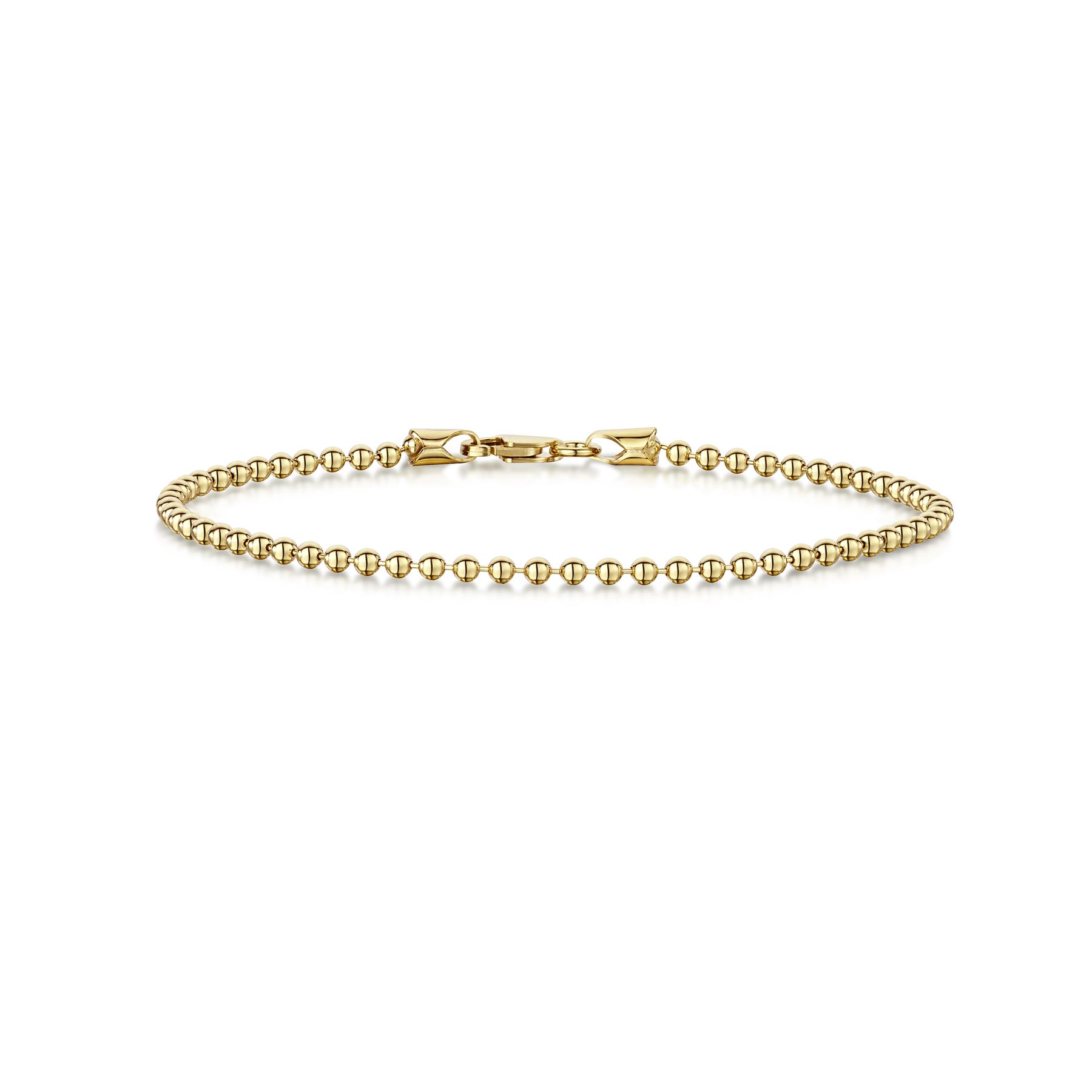 Amberta-Genuine-Gold-Plated-on-925-Sterling-Silver-Bracelet-Bangle-Made-in-Italy