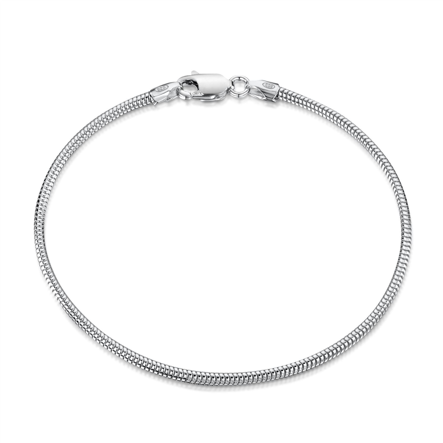 Amberta-Pulsera-en-Autentica-Plata-De-Ley-925-Brazalete-Precioso-para-Mujer miniatura 37
