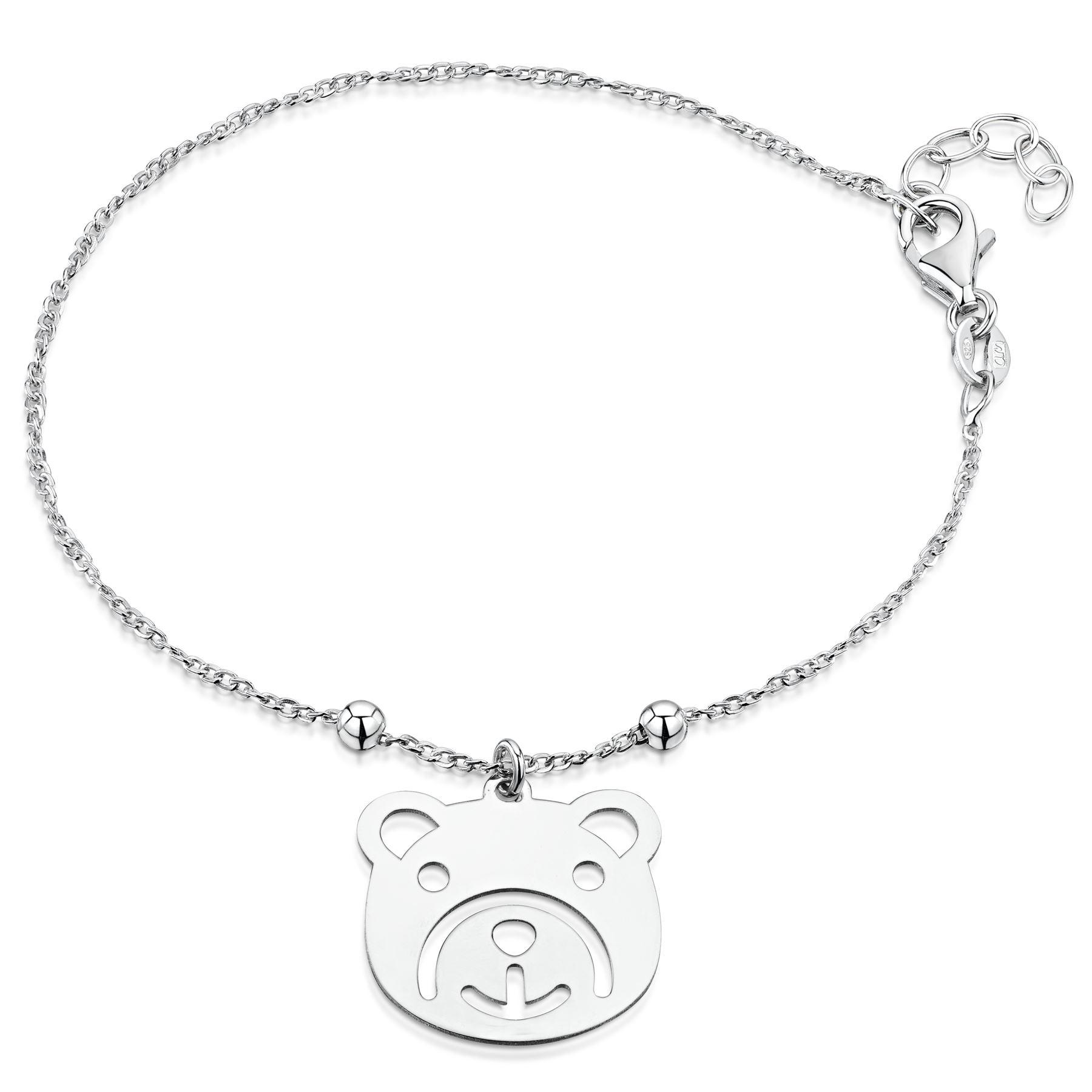 Amberta-Jewelry-925-Sterling-Silver-Adjustable-Bracelet-Italian-Bangle-for-Women thumbnail 29