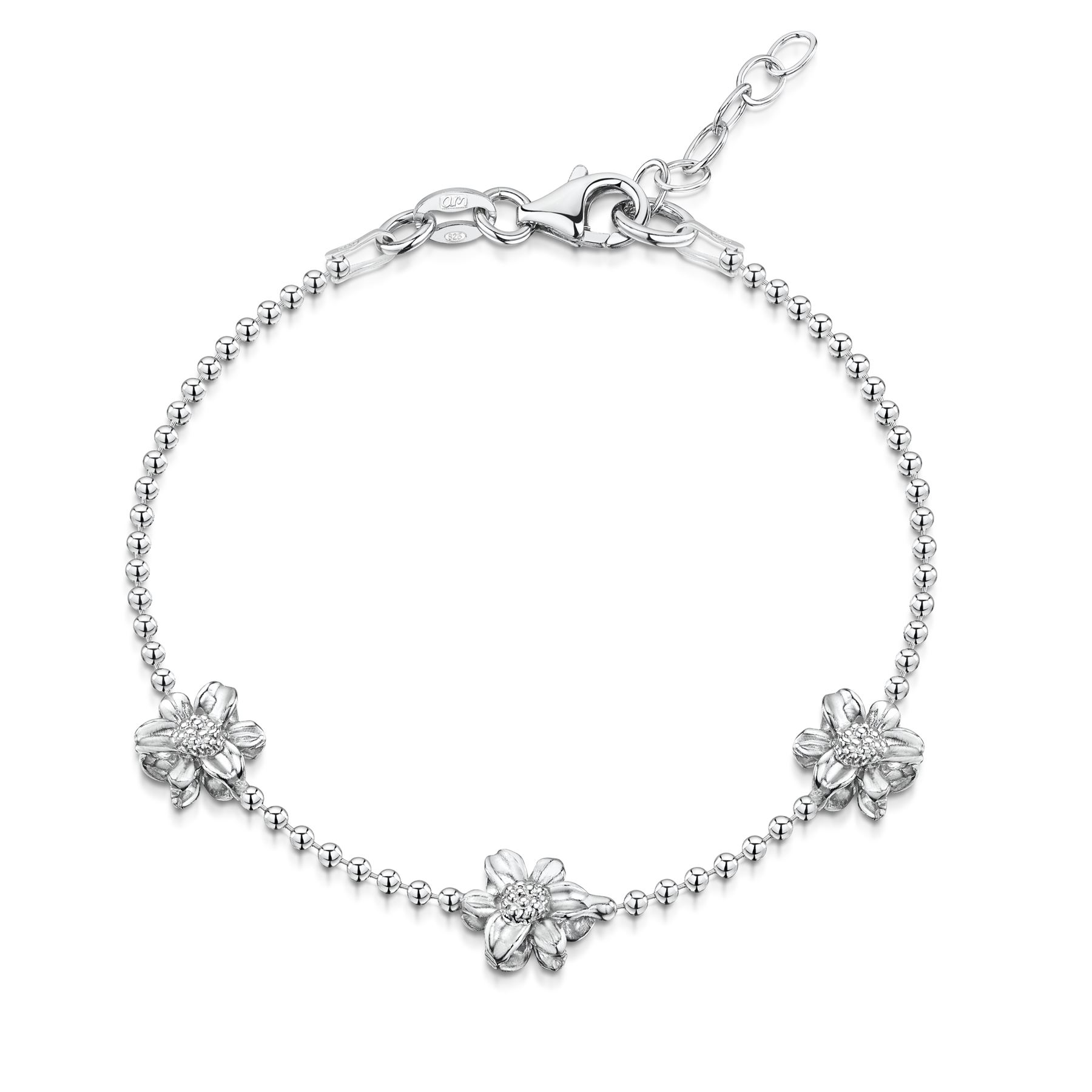 Amberta-Jewelry-925-Sterling-Silver-Adjustable-Bracelet-Italian-Bangle-for-Women thumbnail 44