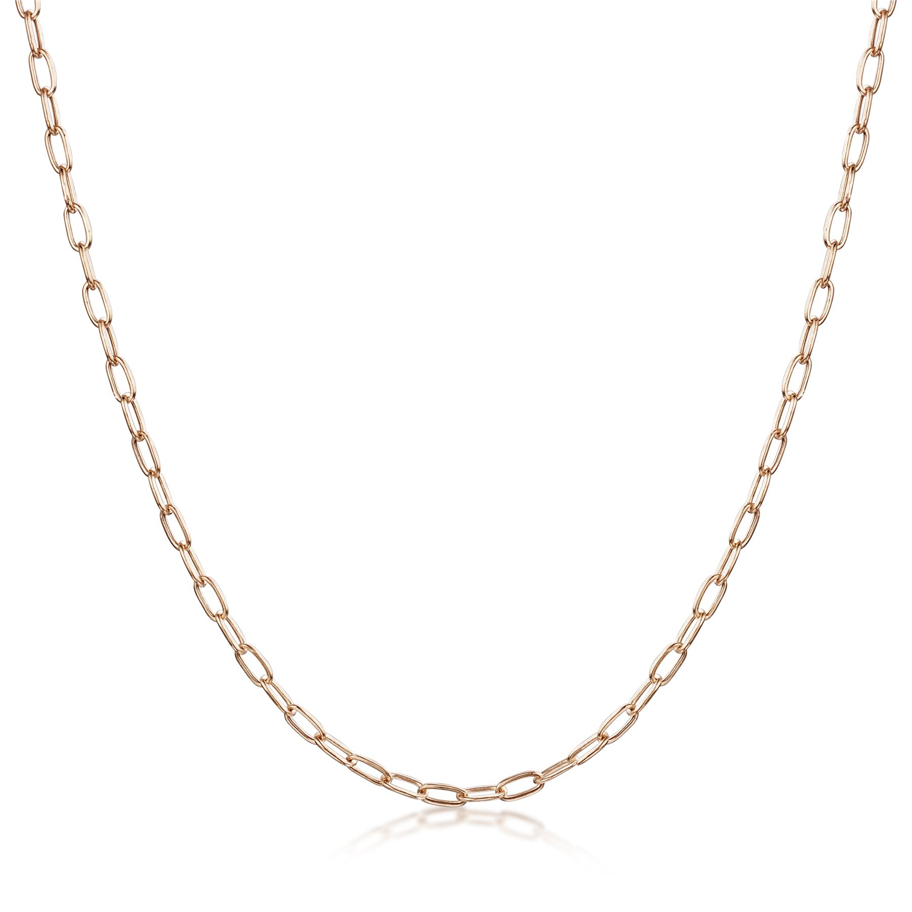 Amberta-Genuine-Solid-10k-Gold-Chain-Adjustable-Necklace-for-Women-and-Men thumbnail 9