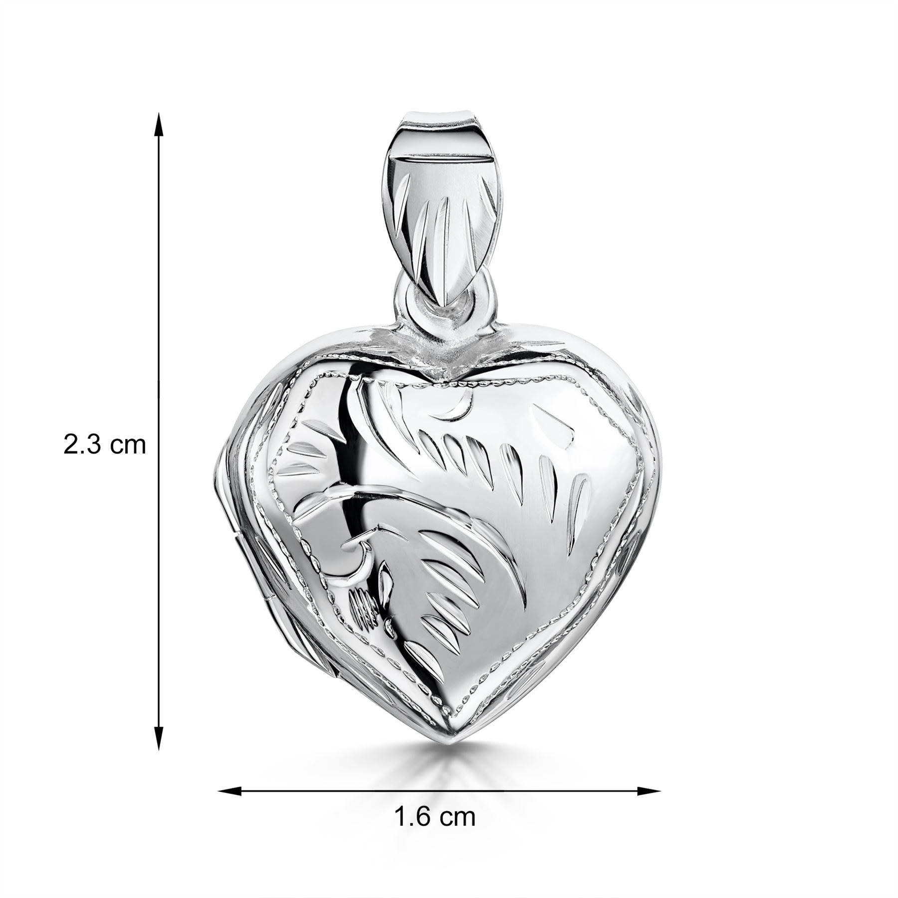 Amberta-Medallon-en-Fina-Plata-De-Ley-925-en-Formas-Diferentes-Para-Foto-y-Gemas miniatura 11