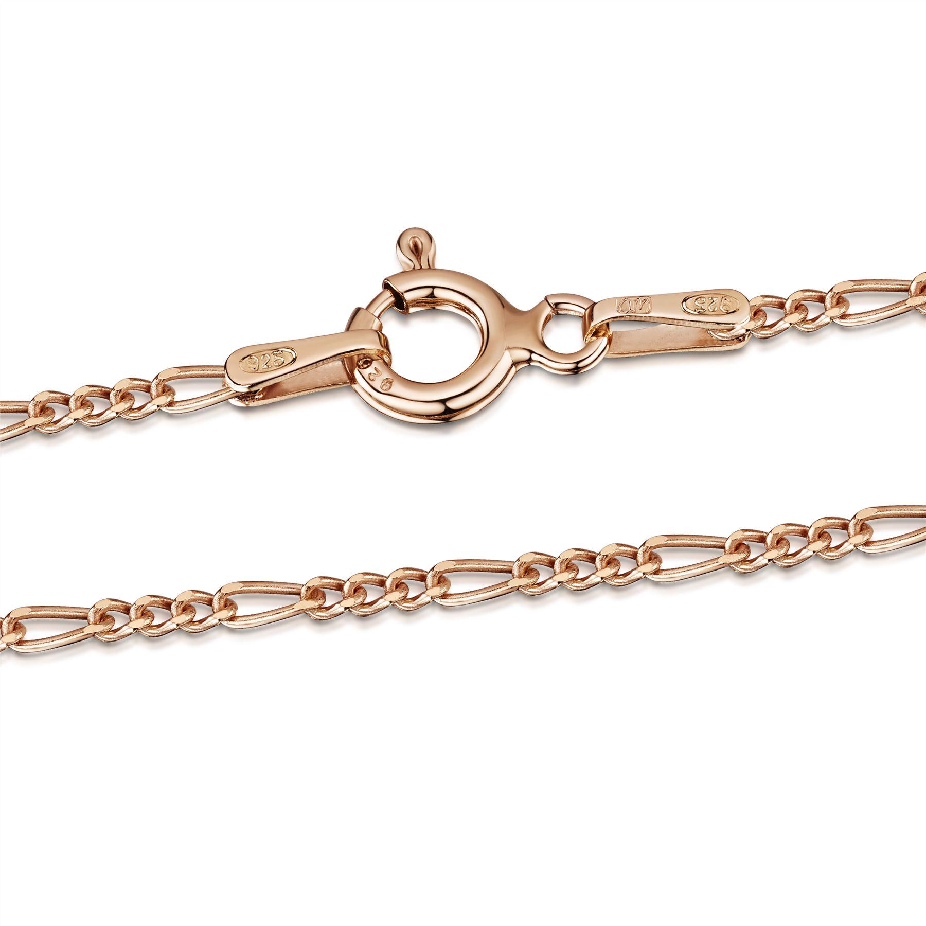 1.5 mm Figaro Chain