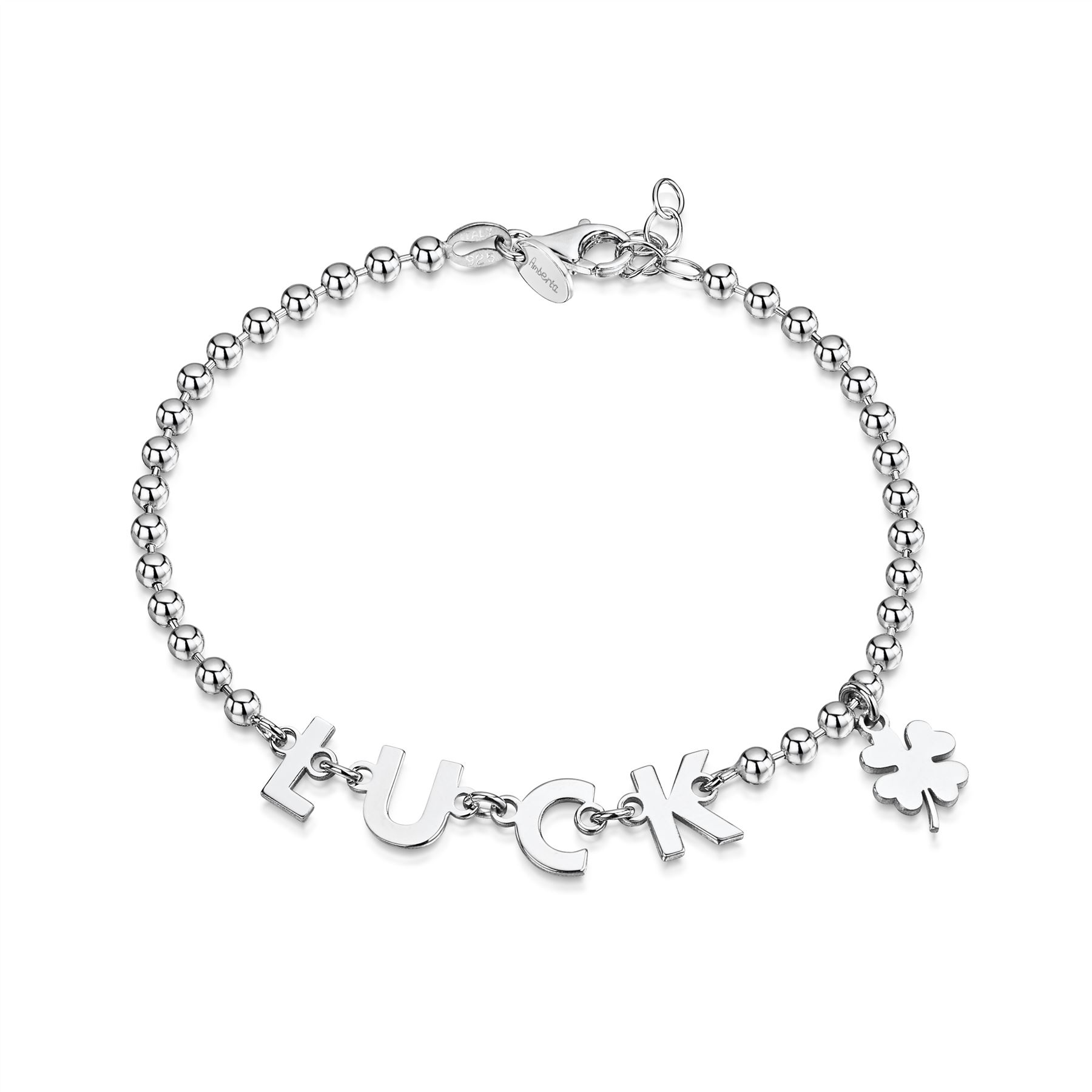Amberta-Jewelry-925-Sterling-Silver-Adjustable-Bracelet-Italian-Bangle-for-Women miniature 86