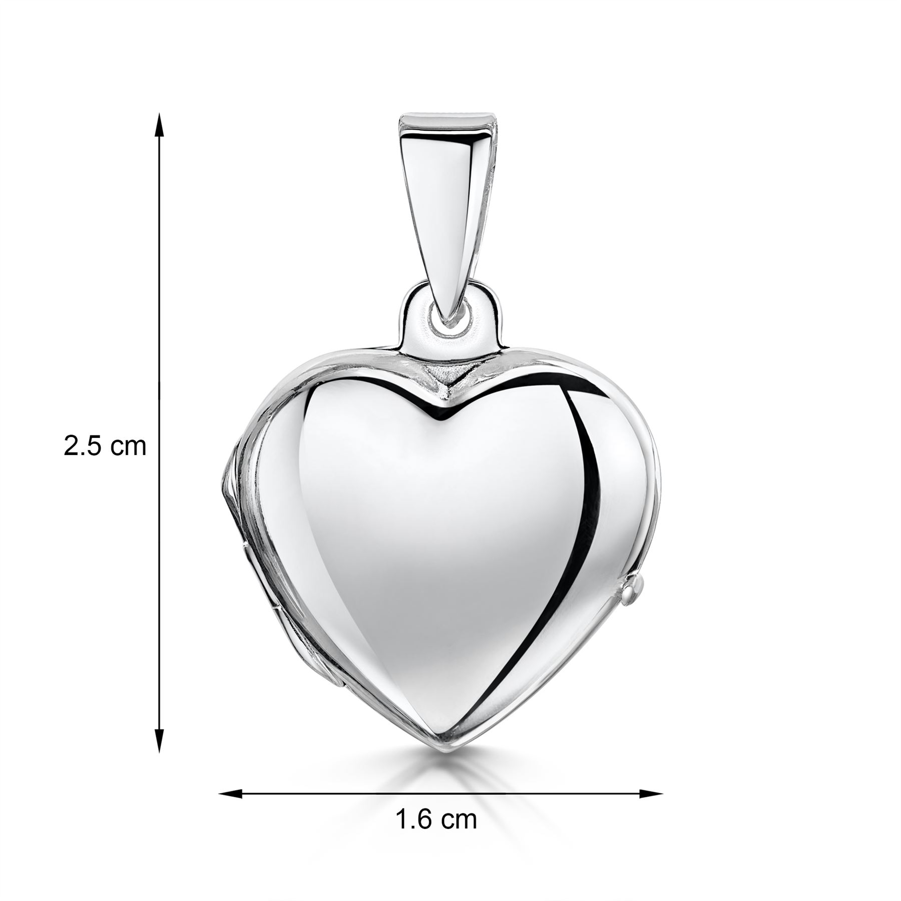 Amberta-Medallon-en-Fina-Plata-De-Ley-925-en-Formas-Diferentes-Para-Foto-y-Gemas miniatura 16