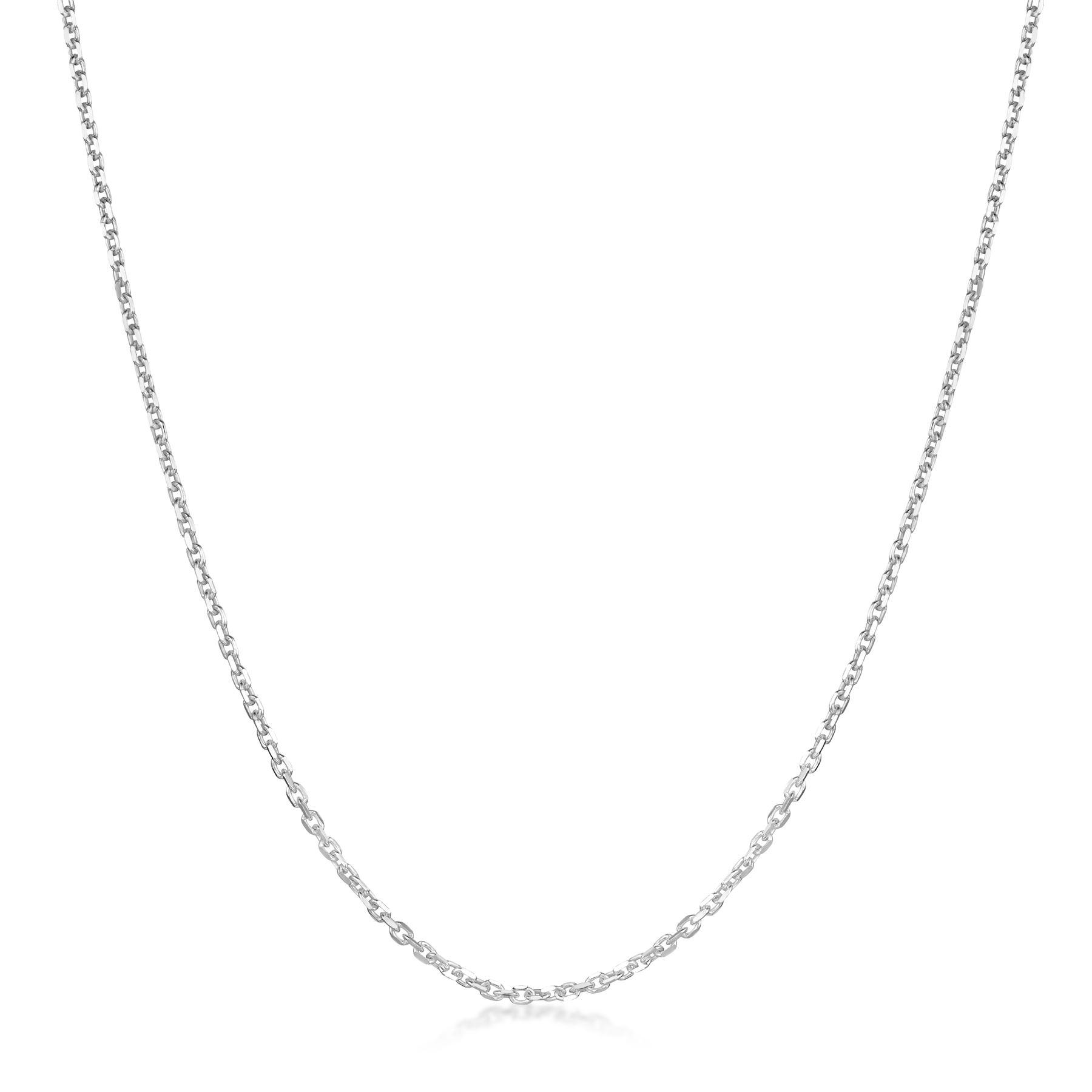 Amberta-Collar-en-Plata-De-Ley-925-Autentica-Cadena-para-Mujer-y-Hombre-Italiana miniatura 41