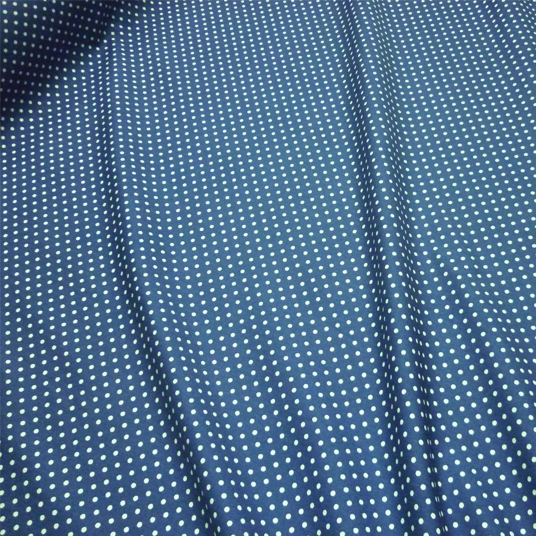 3mm Polka Dots ~ Royal Blue 100/% cotton fabric