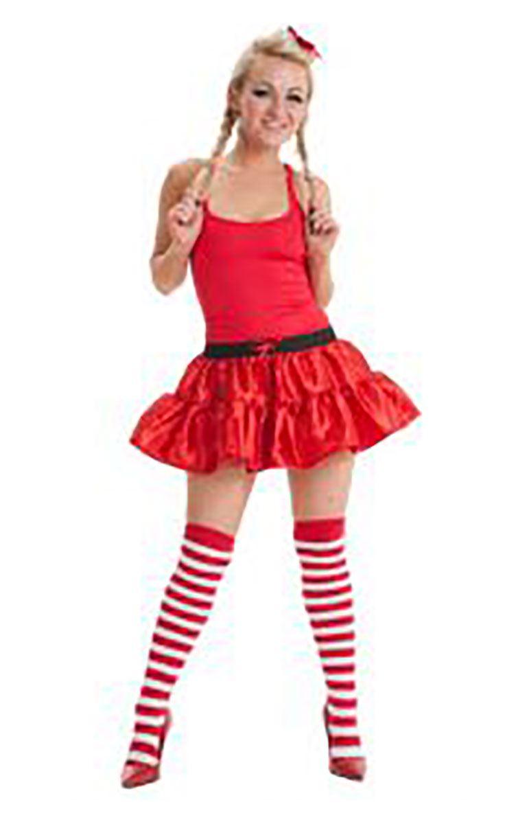 Femmes Fancy Dress Costume Femmes Stag Do Soirée 80 thème danse Tenue de fête