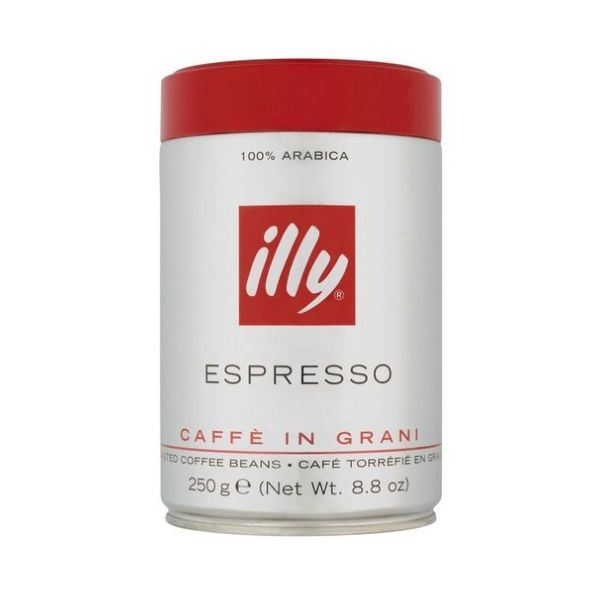 Details About Illy Coffee Beans Standard 250g 4 Pack