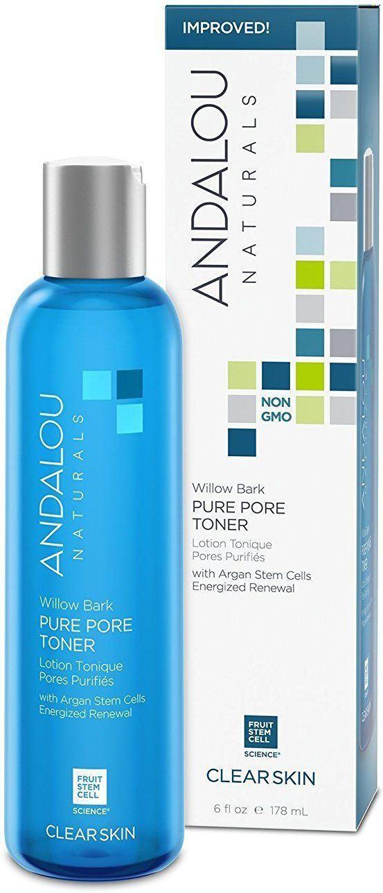 Will Bark Pure Pore Toner - 6 oz. by Andalou Naturals (pack of 3) J.r. Watkins Body Serum - Anti Aging - 4 Fl Oz