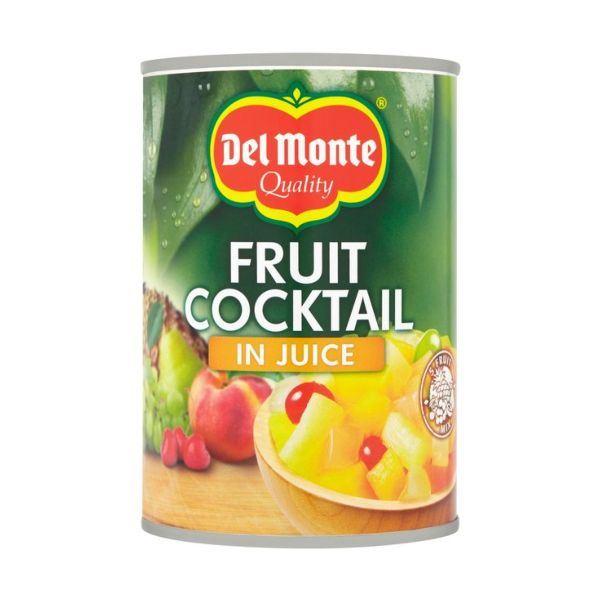 Del Monte Fruit Cocktail In Juice Fruit Pot 227G x 6 24000138549 | eBay