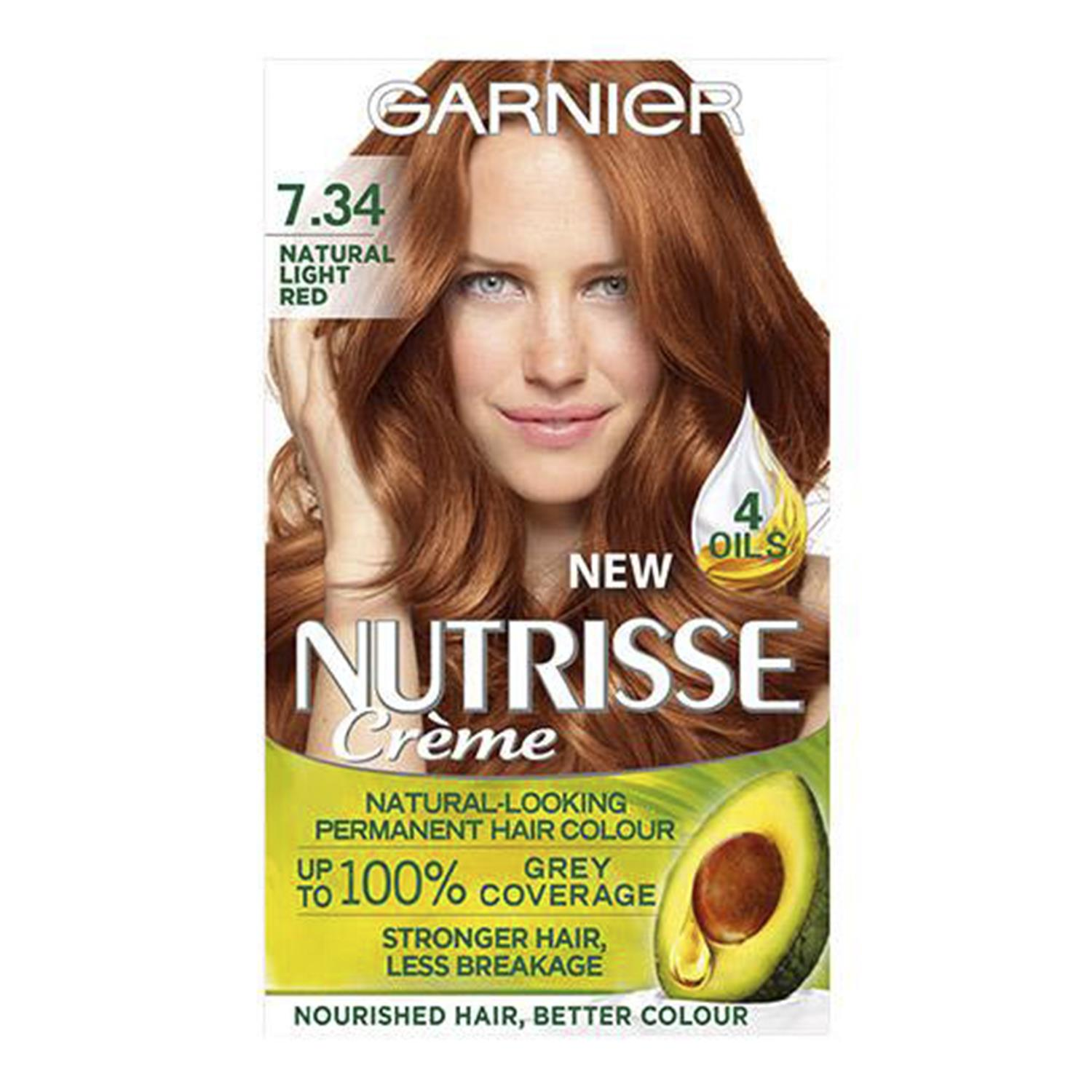 thumbnail 239 - 3 Pack Garnier Nutrisse Permanent Hair Dye With Different Shades
