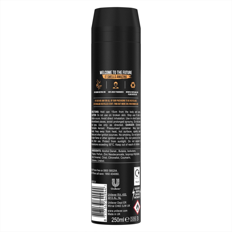 thumbnail 35 - 6 Pack Lynx XXL 48H Fresh Deodorant Body Spray,250ml