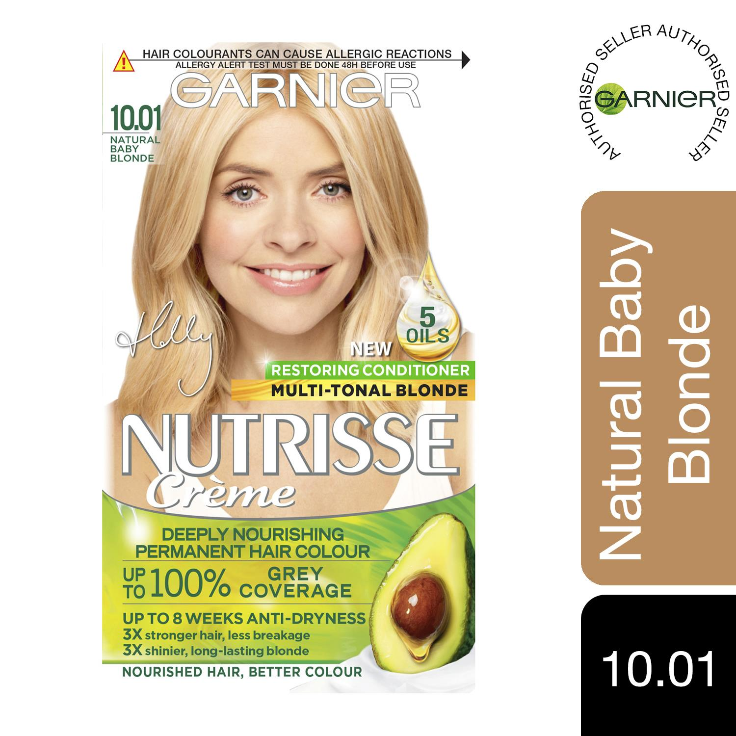 thumbnail 290 - 3 Pack Garnier Nutrisse Permanent Hair Dye With Different Shades