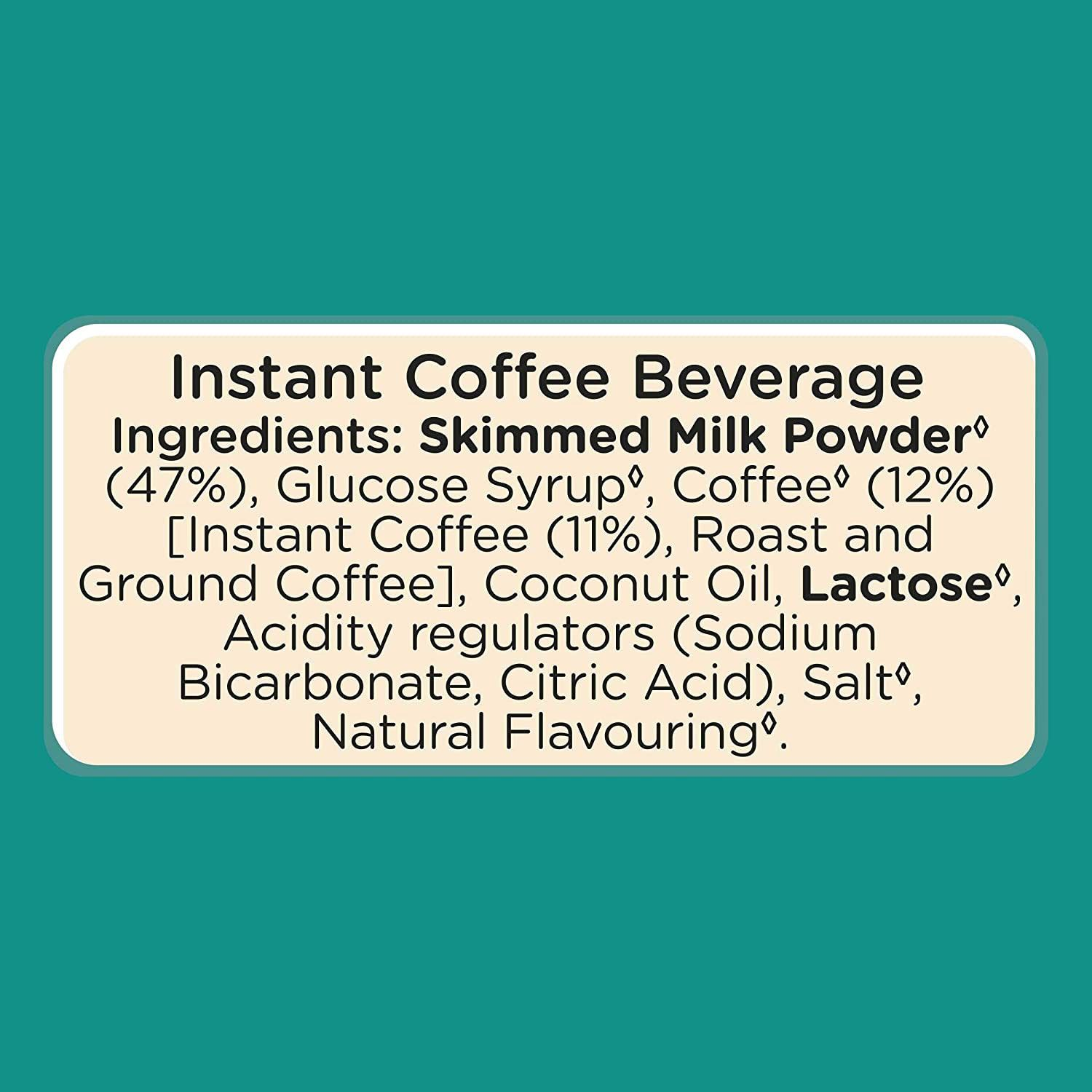 thumbnail 21 - Nescafe Gold Instant Coffee Low Sugar Latte 1kg Tin or 40 Sachets
