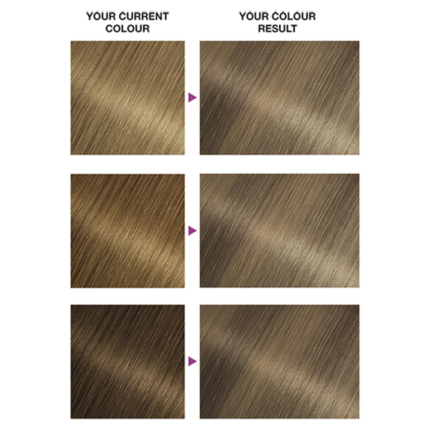 thumbnail 265 - 3 Pack Garnier Nutrisse Permanent Hair Dye With Different Shades