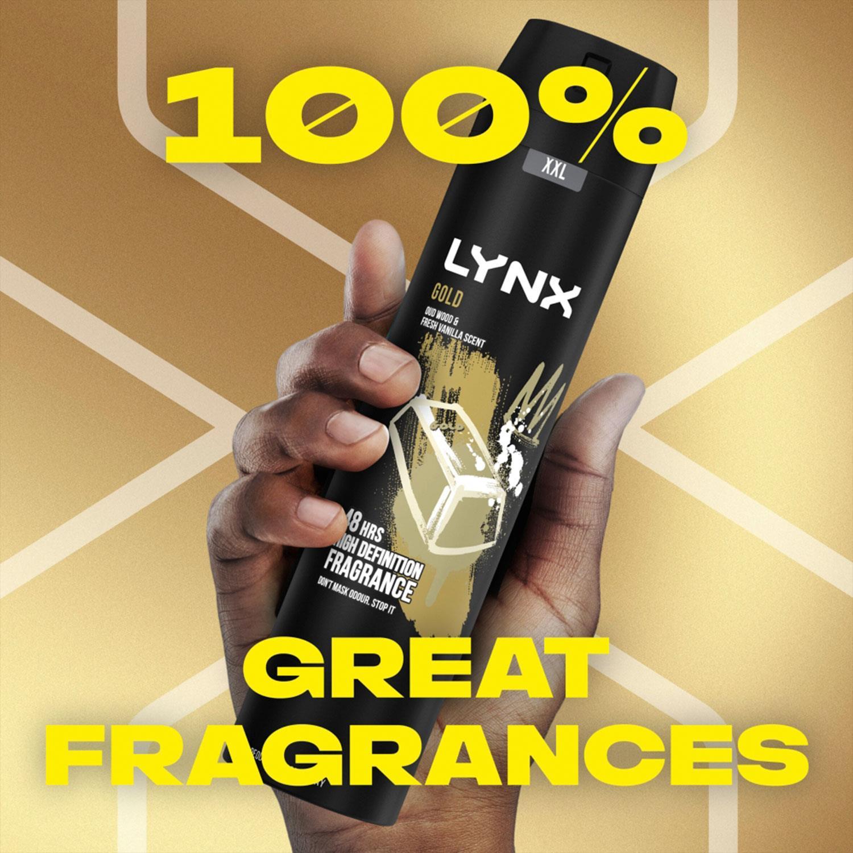 thumbnail 60 - 6 Pack Lynx XXL 48H Fresh Deodorant Body Spray,250ml