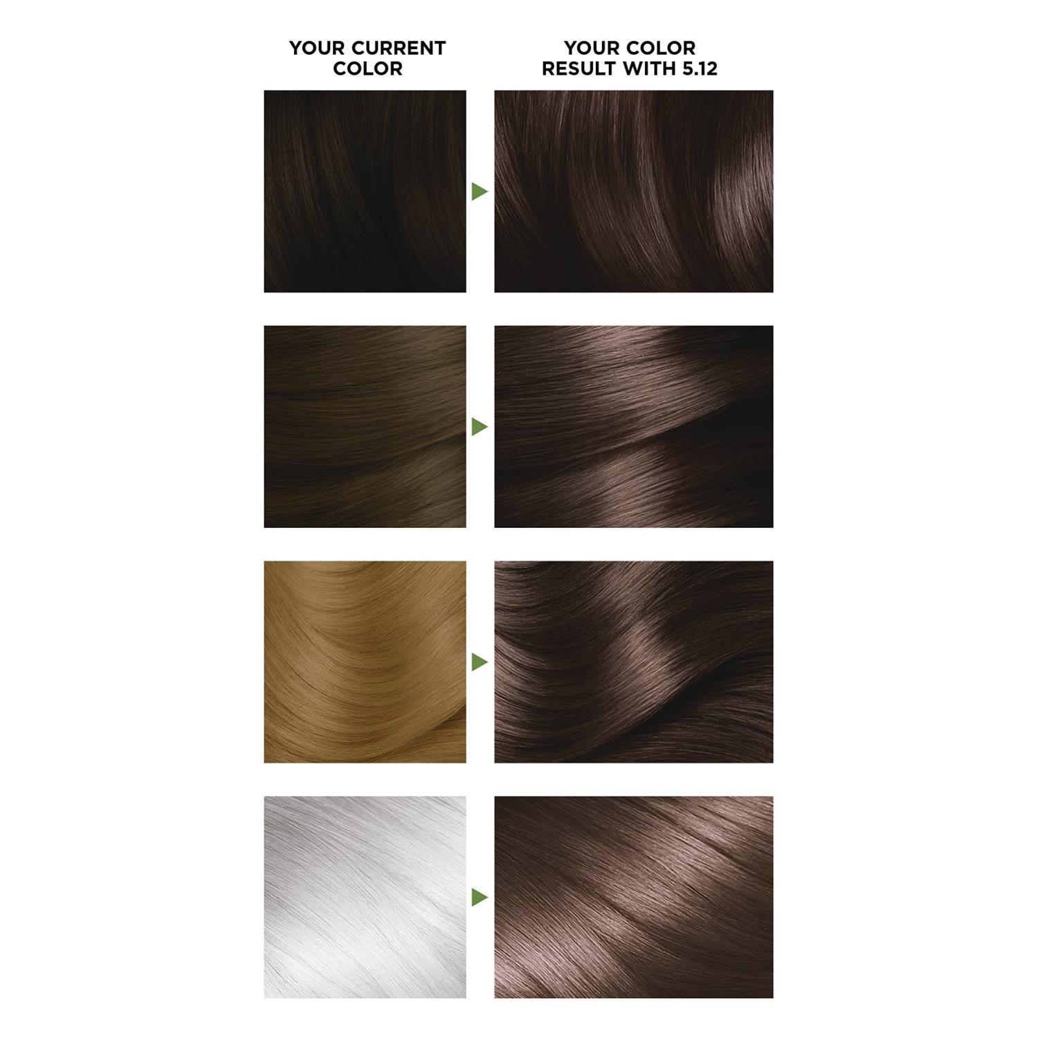 thumbnail 140 - 3 Pack Garnier Nutrisse Permanent Hair Dye With Different Shades