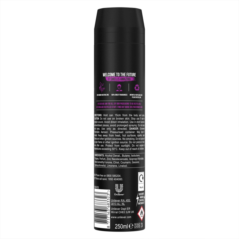 thumbnail 46 - 6 Pack Lynx XXL 48H Fresh Deodorant Body Spray,250ml