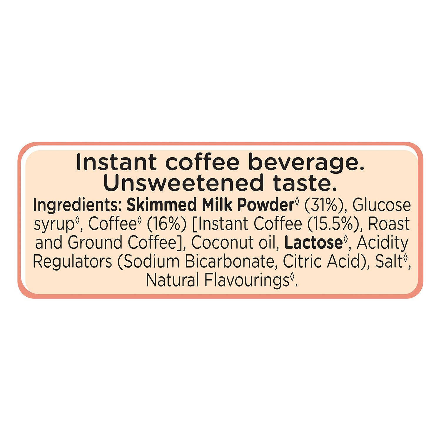thumbnail 16 - Nescafe Gold Instant Coffee Granules 1kg Cappuccino or Latte, Low Sugar