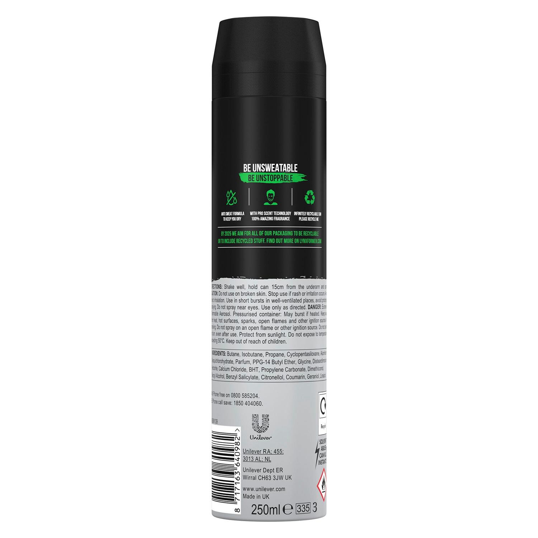 thumbnail 15 - 6 Pack Lynx XXL 72-Hour Sweat Protection Anti-Perspirant Deodorant, 250ml