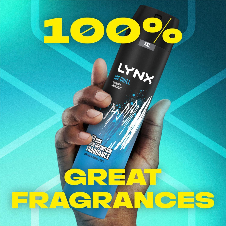 thumbnail 72 - 6 Pack Lynx XXL 48H Fresh Deodorant Body Spray,250ml