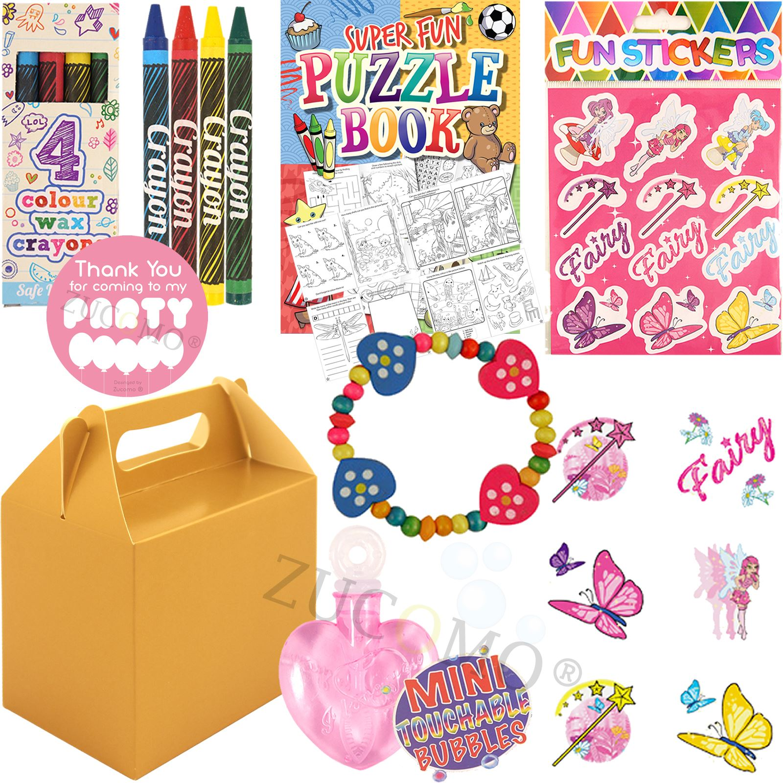Childrens Wedding Gifts: Childrens Personalised Wedding Activity Pack Favour Gift