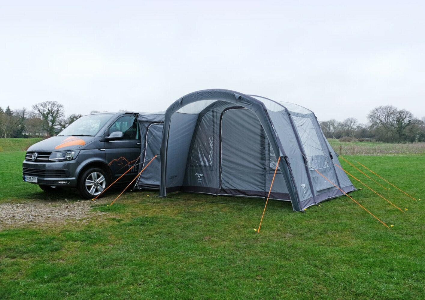Vango COVE AirBeam Inflatable Drive-Away Awning - Low ...
