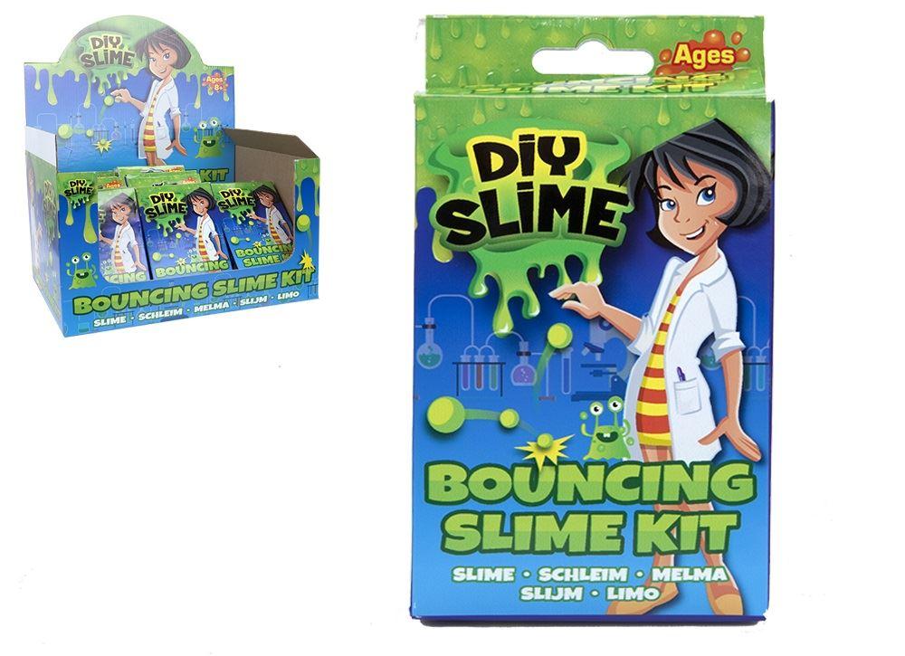 Glow In Dark Slime Gift Toy Novelty Kids