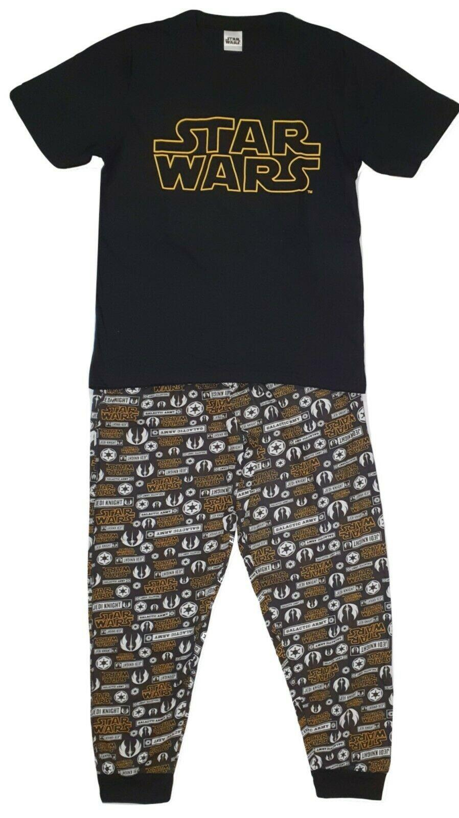 Star Wars Classic Characters Boys Pajamas