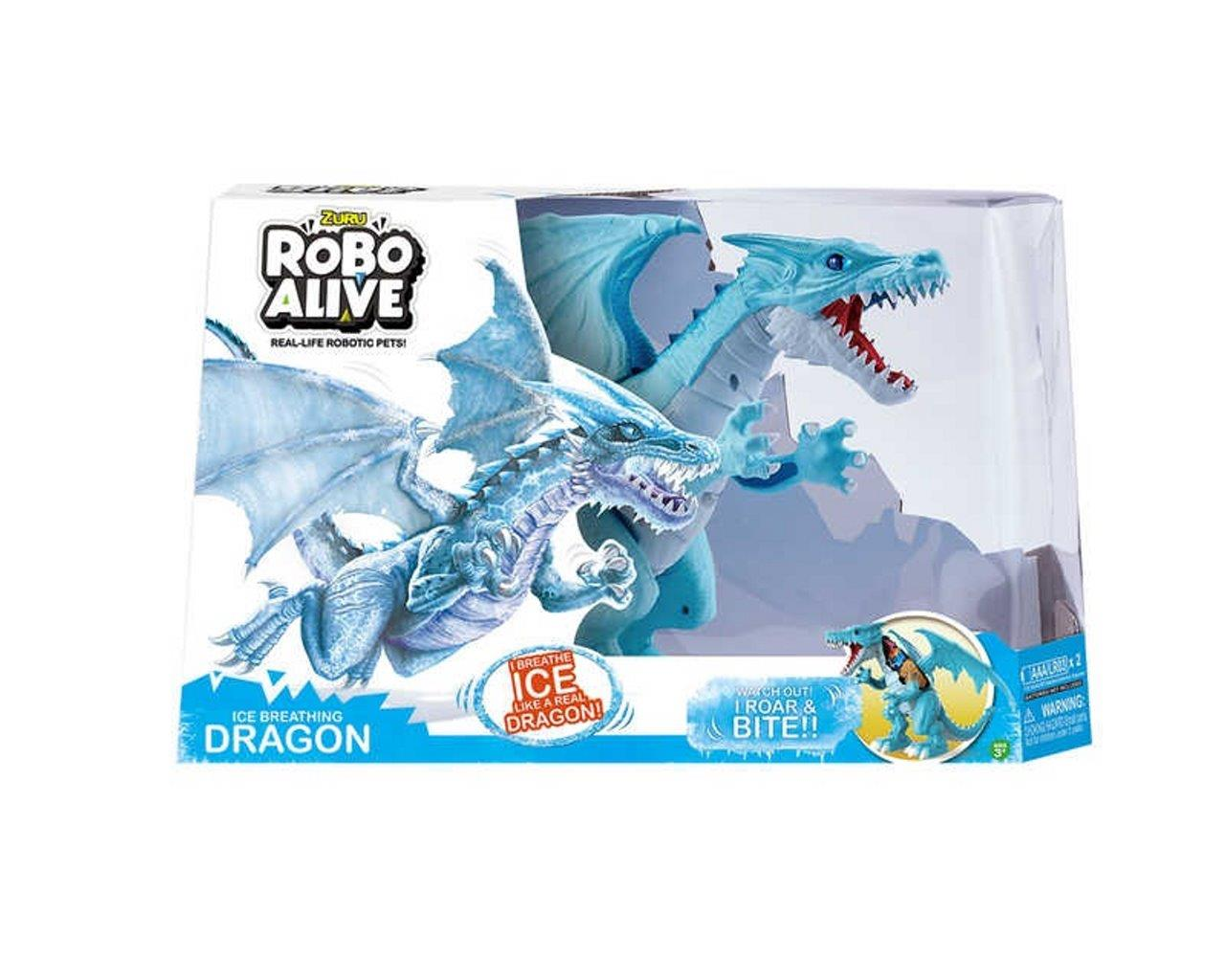 Genuine Zuru Robo Turtle Robot turtle blue toy stocking filler christmas gift