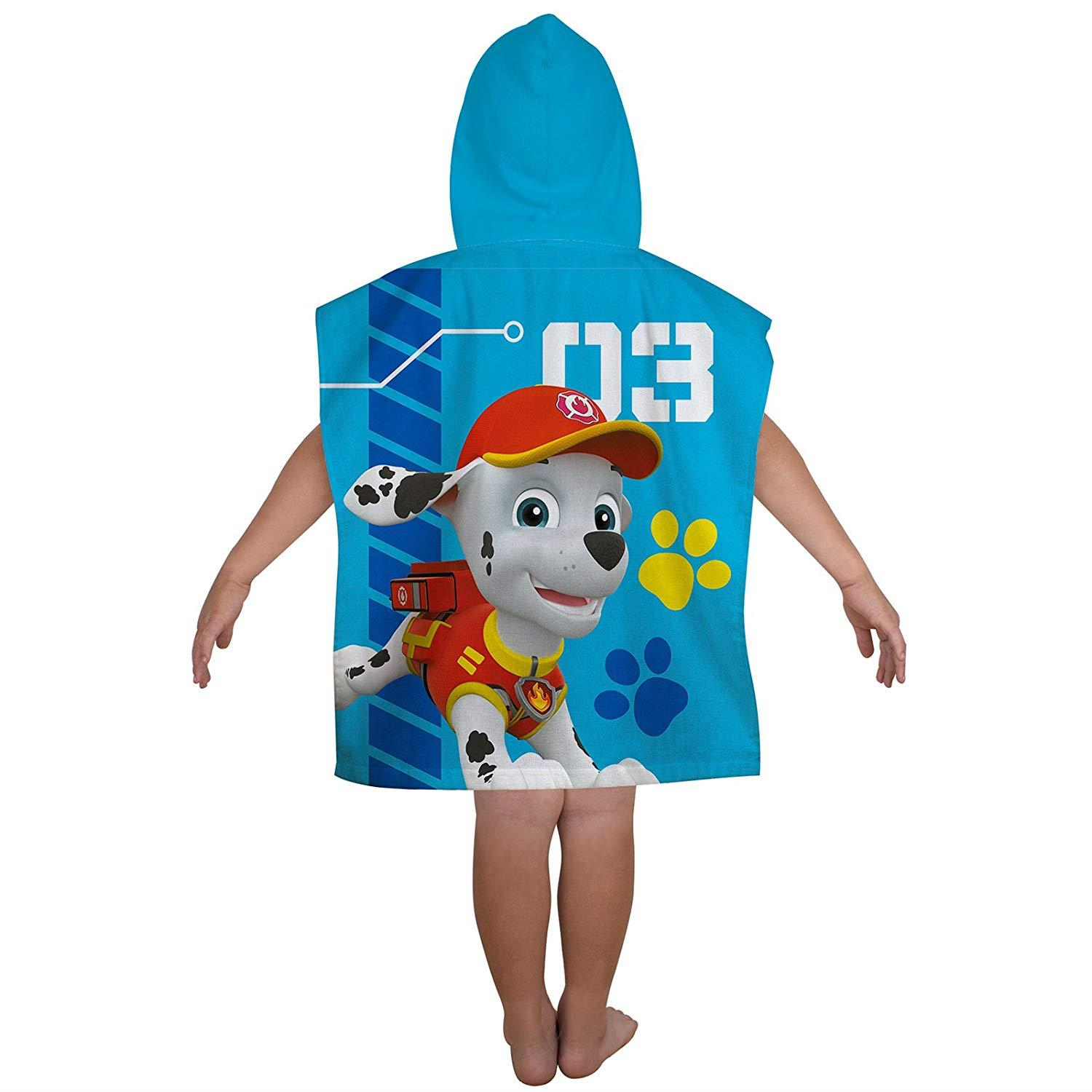 Kids-Boys-Novelty-Girls-Character-Hooded-Towel-Poncho-Beach-Bath-Swim thumbnail 23