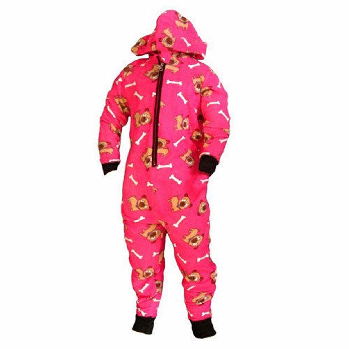 Girls Pyjamas All In One Pajamas Age 3 4 Ebay