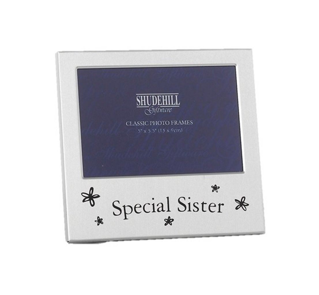 Bilderrahmen Spezial Schwester Geburtstagsgeschenk Bester Freund | eBay