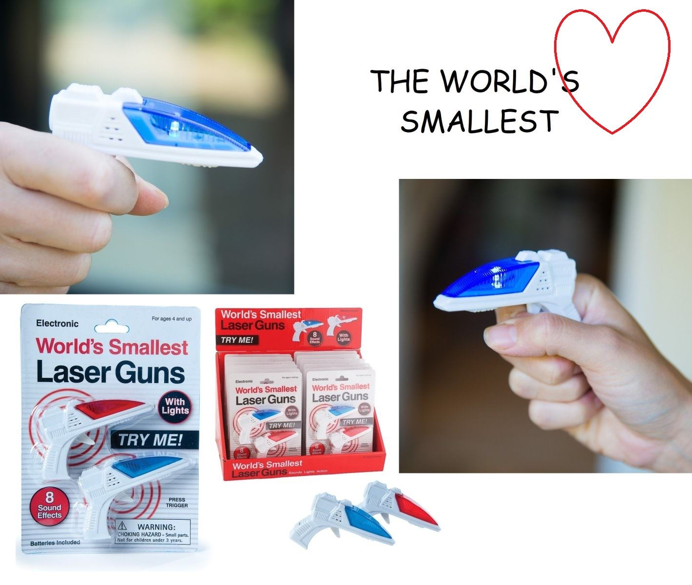 The-Worlds-Smallest-Toys-Gadgets-Novelty-Gift-Fun thumbnail 9