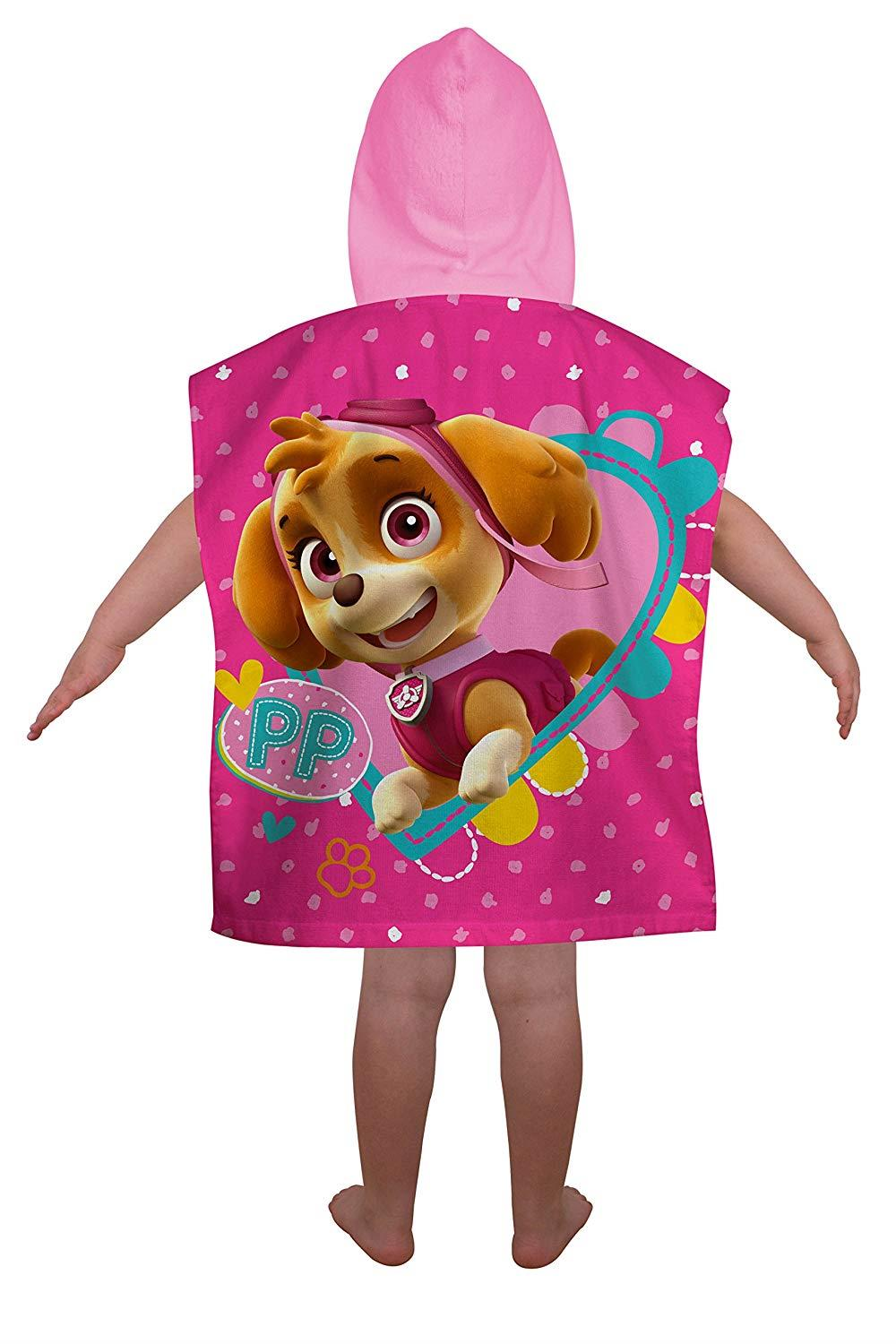 Kids-Boys-Novelty-Girls-Character-Hooded-Towel-Poncho-Beach-Bath-Swim thumbnail 29