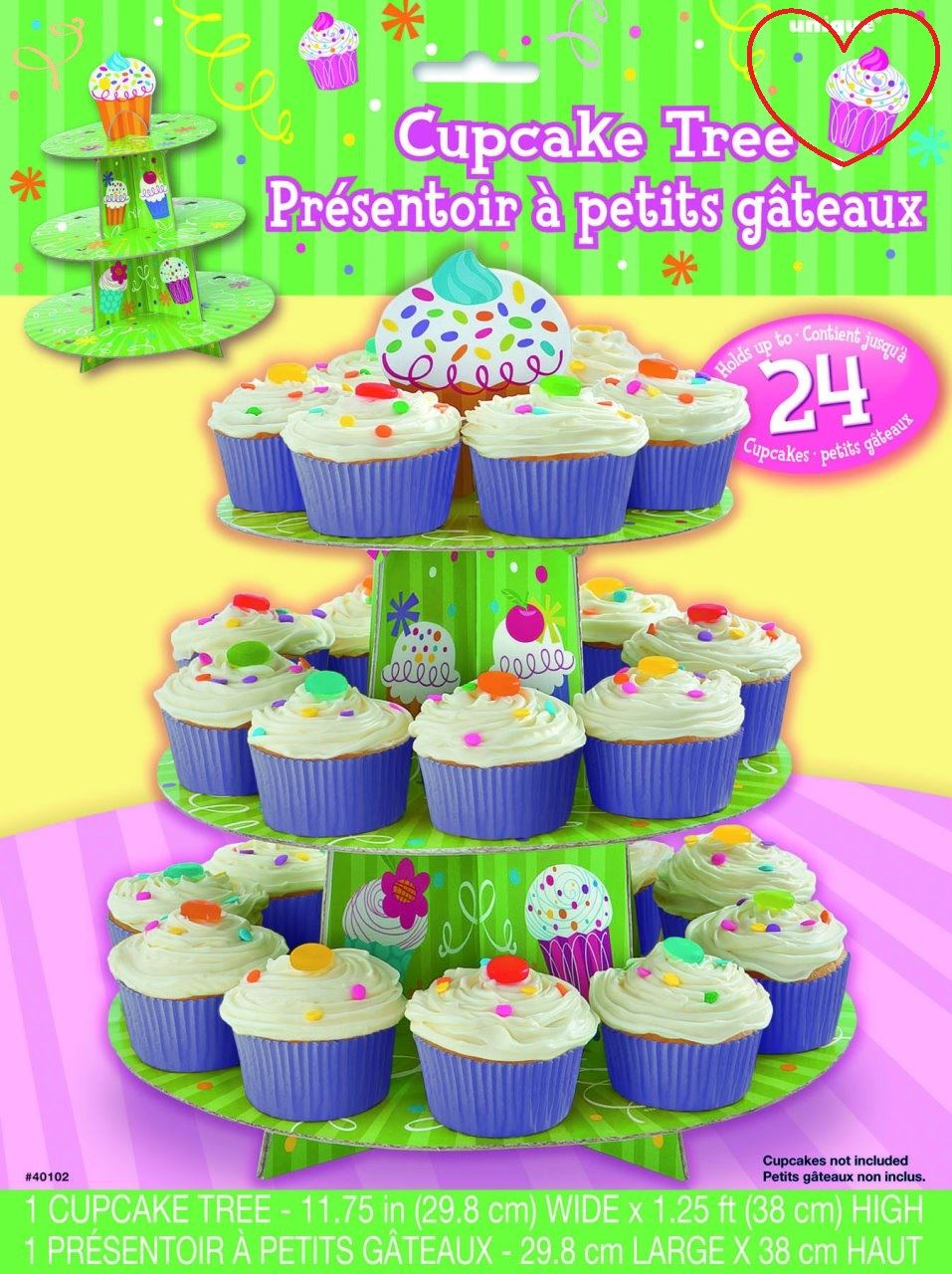 3-Tier-Cup-Cake-Tree-Stand-Dessert-Baby-Shower-Display-Decoration