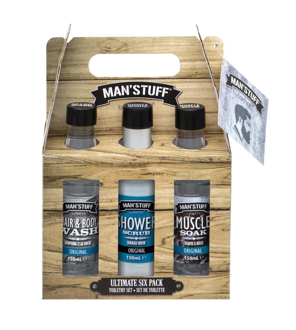 Technic-Men-Stuff-Toiletry-Gift-Sets-Christmas-Advent-Calendar thumbnail 26