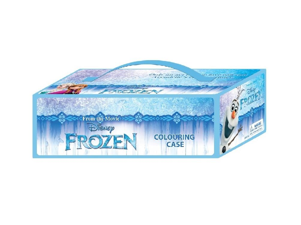thumbnail 12 - Disney Frozen 2 Elsa Stationary Gift Set Case Chest Pencil Case Stocking Filler