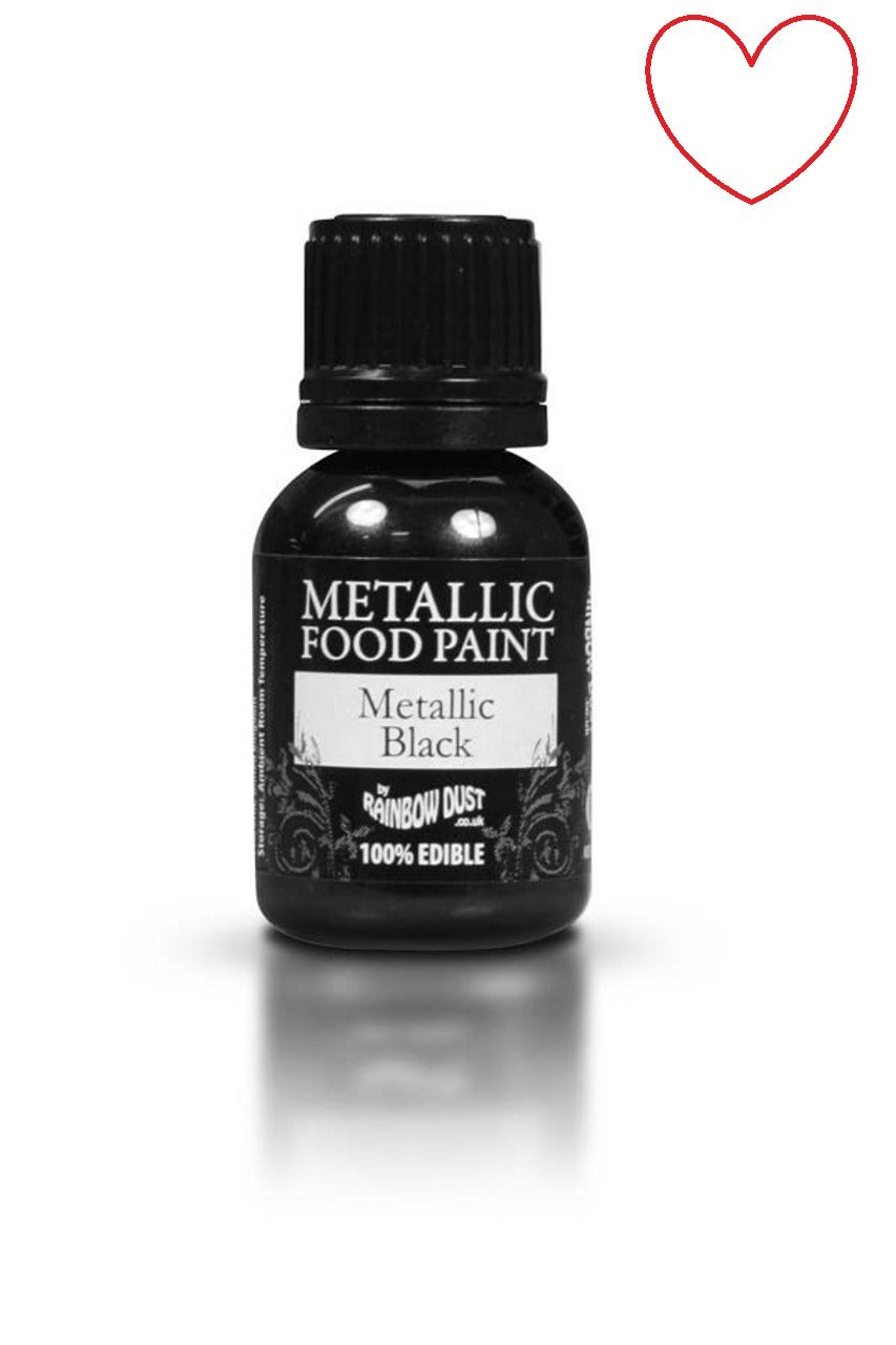 Edible-Food-Paint-Metallic-cake-Decorating-Sugar-Craft miniatuur 9