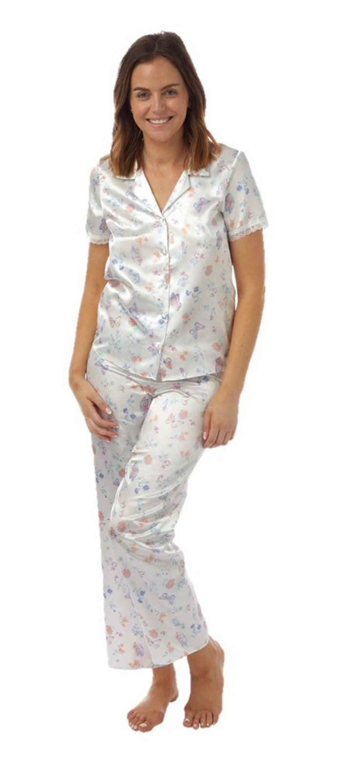 Free shipping BOTH ways on short sleeve pajama set, from our vast selection of styles. Fast delivery, and 24/7/ real-person service with a smile. Click or call