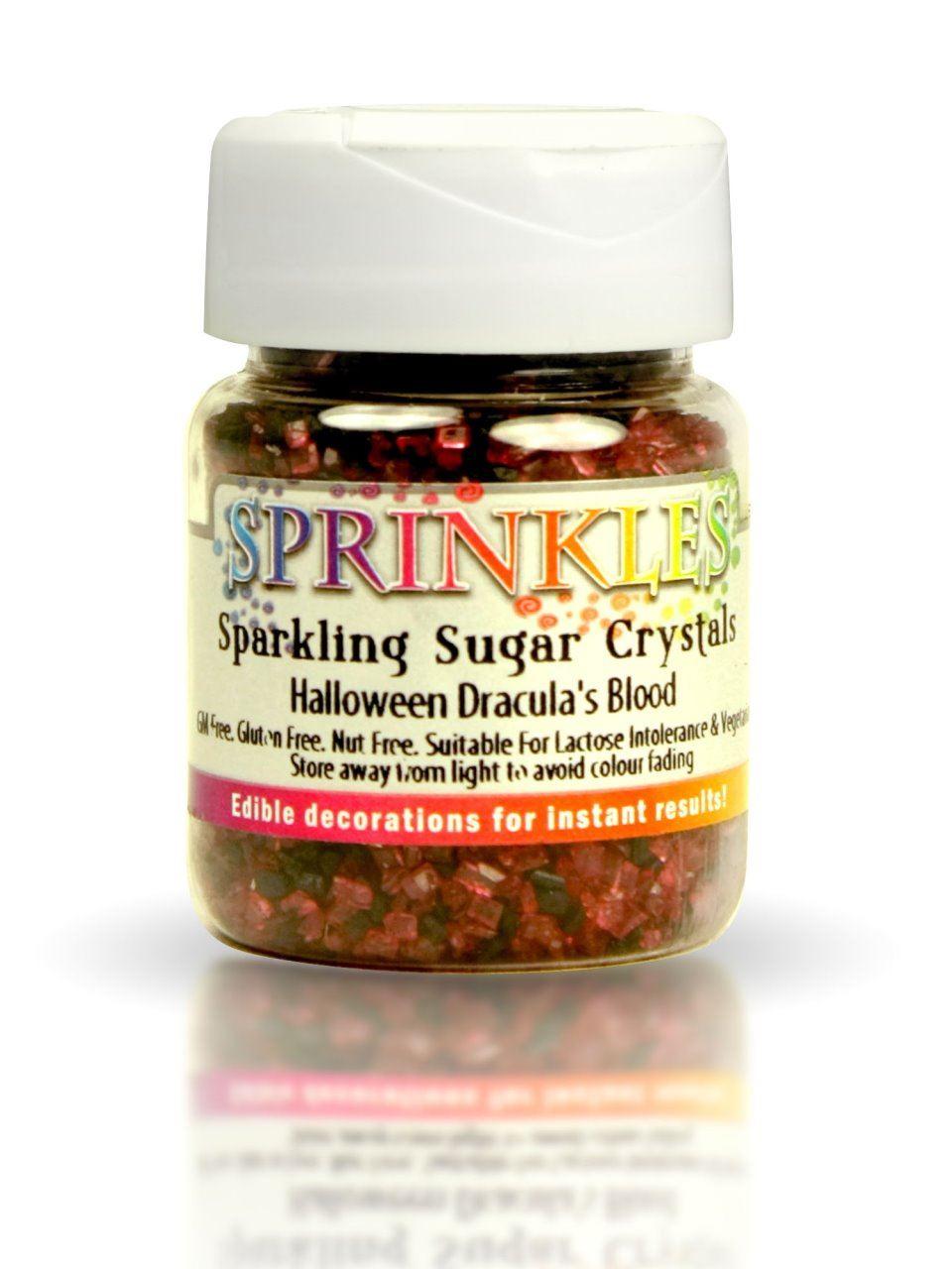 Rainbow-Dust-Edible-Sugar-Sprinkles-Cake-Cupcake-Crystals-Sugarcraft-Decorating thumbnail 14