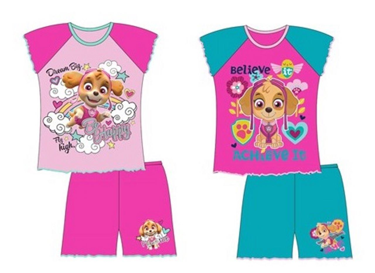 89463292d Details about Childrens Girls Paw Patrol Pjs Pyjamas Pajamas Sleepwear  Nightwear Gift