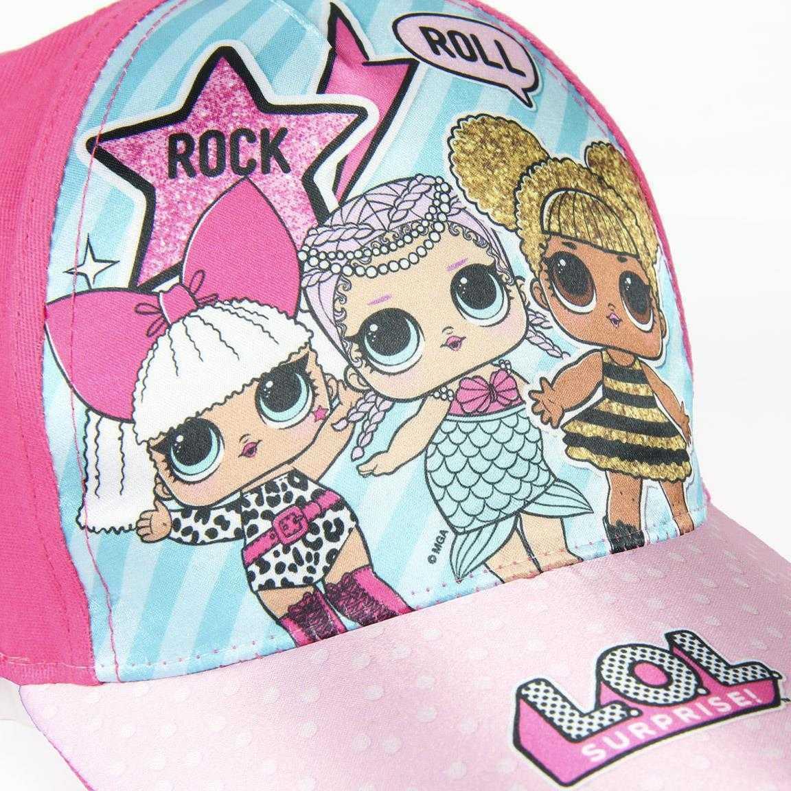 32776049a Details about LOL Surprise Cap Baseball Hat Summer Sun Girls Childrens