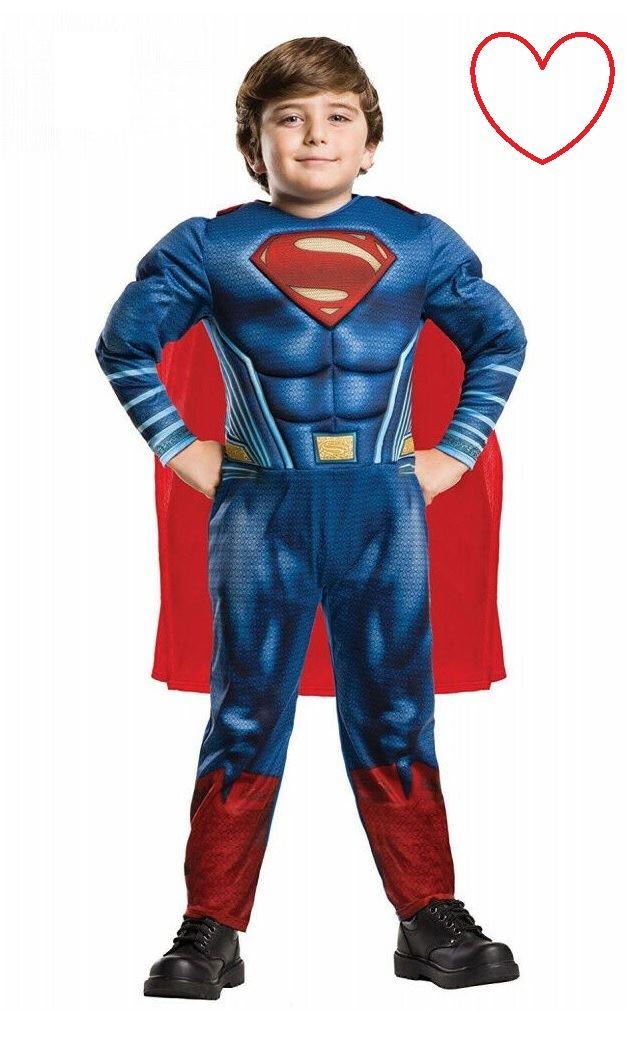 Niños Niñas superhéroe Vestido Elaborado Disfraz para ...