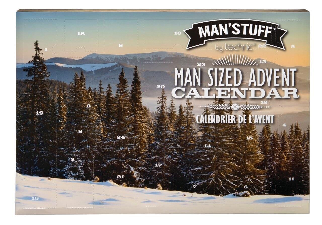Technic-Men-Stuff-Toiletry-Gift-Sets-Christmas-Advent-Calendar thumbnail 8