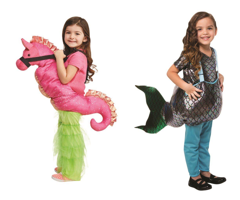 Seahorse Child Costume