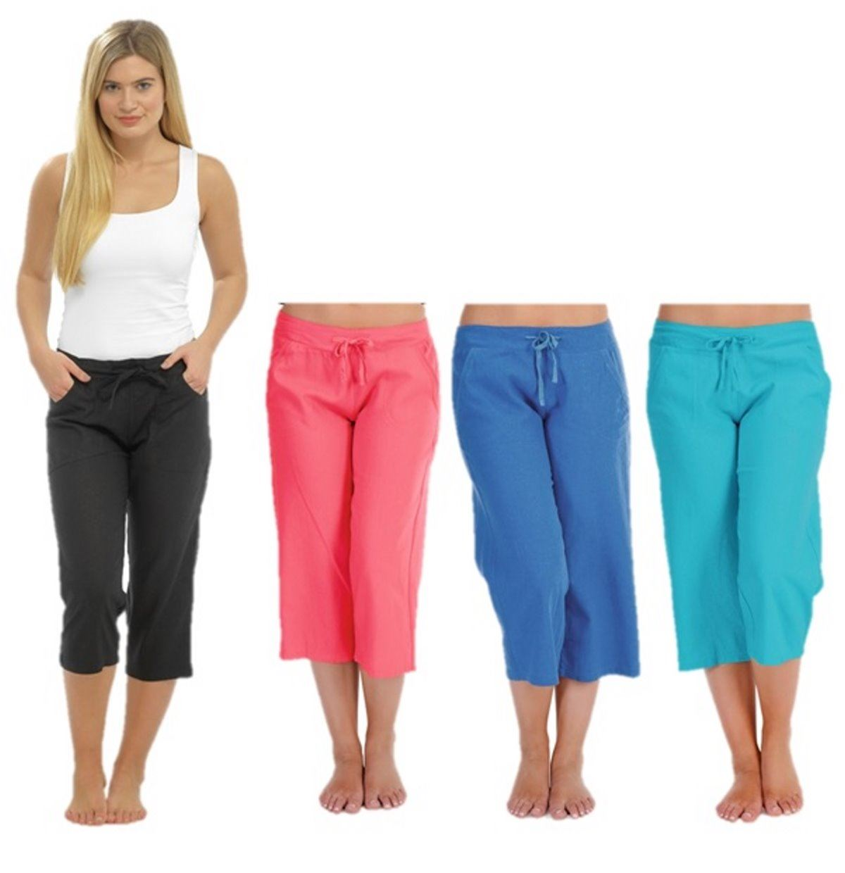 Free shipping on cropped & capri pants for women a sisk-profi.ga Shop by rise, material, size and more from the best brands. Free shipping & returns.