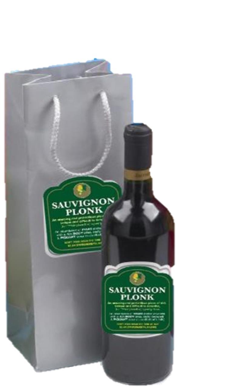 Bolsa-para-botella-de-vino-Novedad-Etiqueta-Divertido-Broma-Navidad miniatura 16