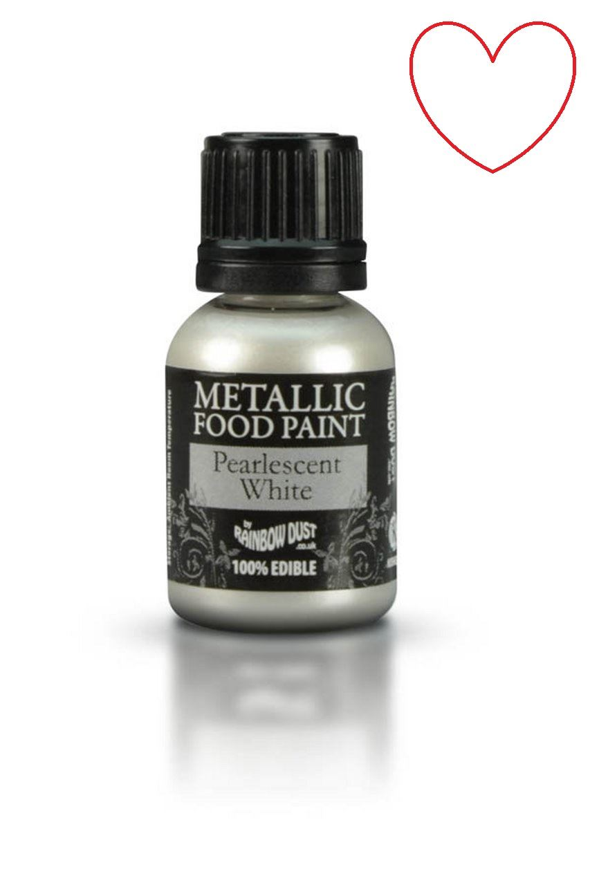 Edible-Food-Paint-Metallic-cake-Decorating-Sugar-Craft miniatuur 70
